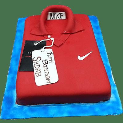 Polo Tshirt Cake