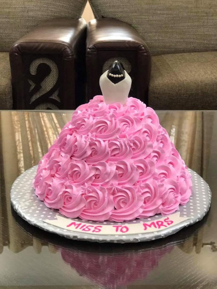 Get The Inspiring Bridal Shower Cake Ideas Online
