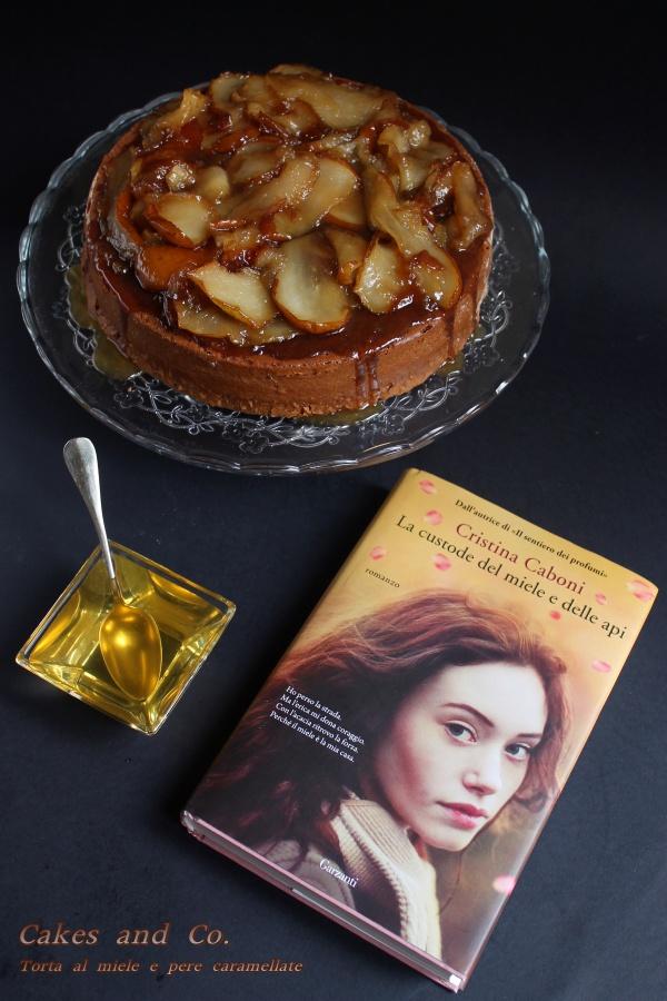 Torta la miele e pere carmellateIMG_0018