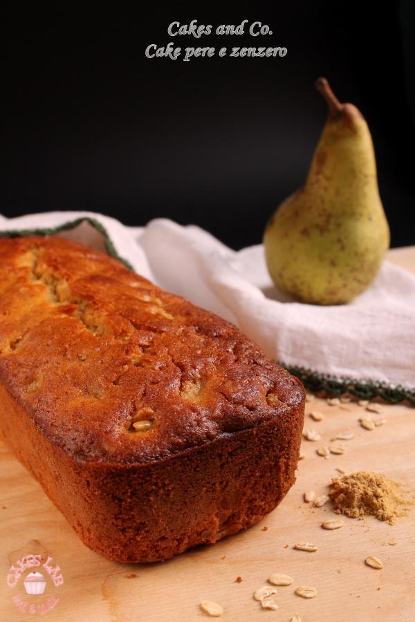 cake pere e zenzero IMG_5388