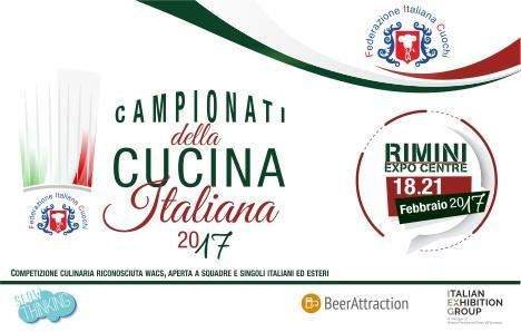 Blogger e cuochi assieme per i Campionati della cucina italiana