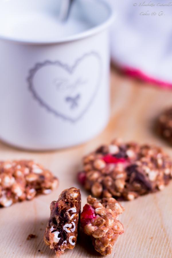 Biscotti alle schegge di cioccolato