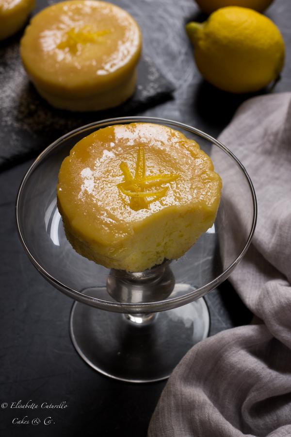 Tortine al limone senza glutine di sansa Stark la ricetta originale delle tortine del Trono di Spade