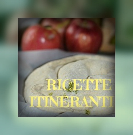 "Partecipo alla raccolta di lievitati dolci e salati ""Le ricette Itineranti"""