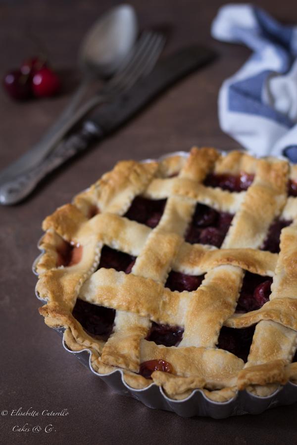 Cherry pie la ricetta originale americana la torta più amata dall'agente Cooper di Twin Peaks