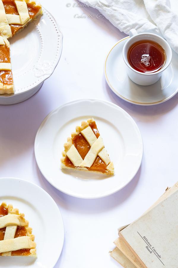 Crostata alla marmellata la ricetta classica