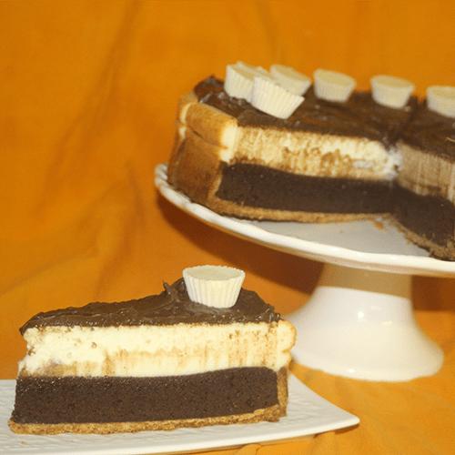 Chocolate brownie nutella