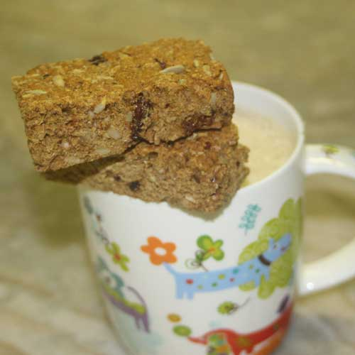 Vegan rusks