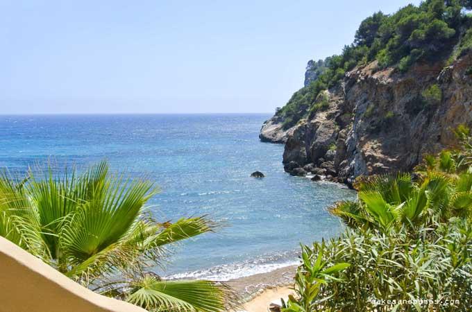 View-entrance-amante-beachclub-ibiza