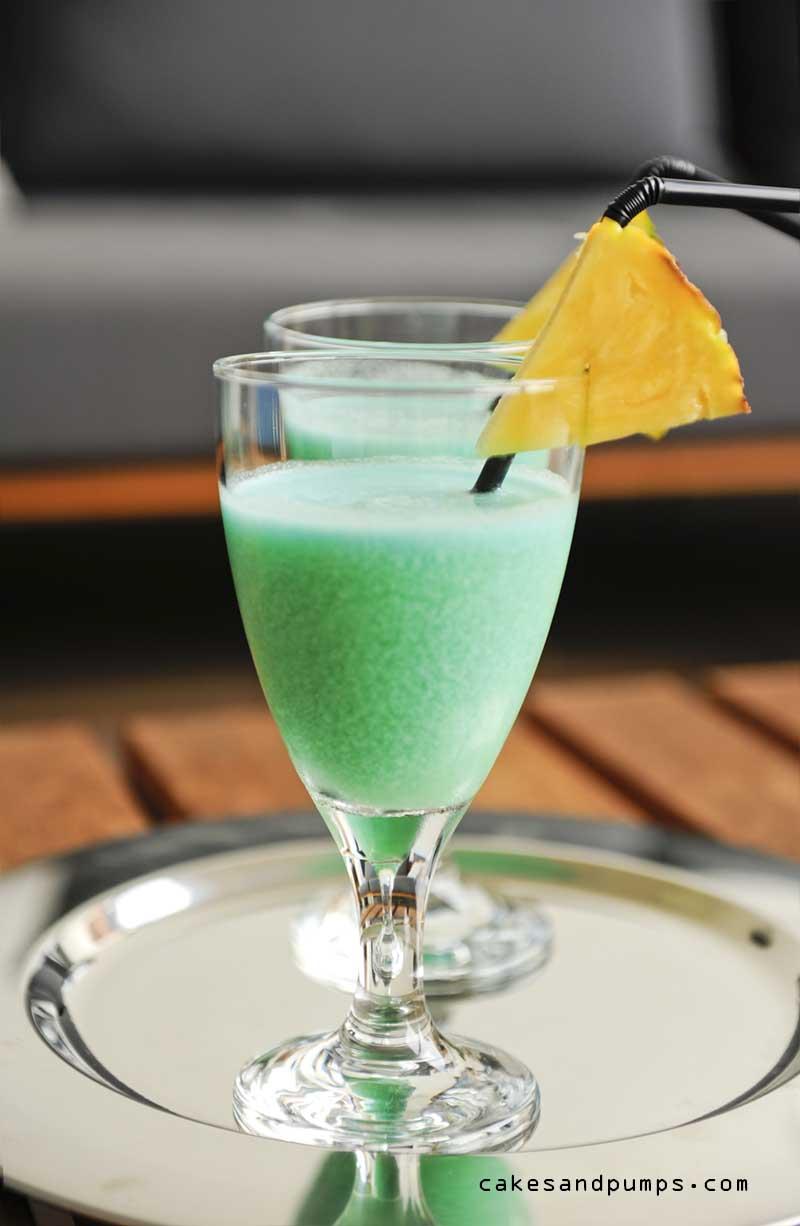 Blue Hawaiian voor Cocktail Friday