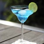 Cocktail Friday: a Caribbean Blue