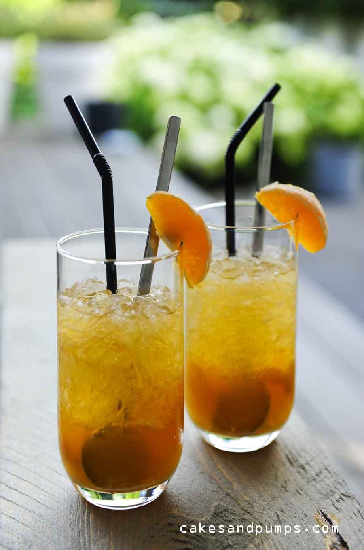 Cocktail Friday: Fresco 43