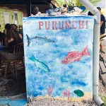 Visrestaurant Purunchi Koredor in Willemstad