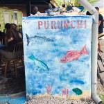 Purunchi fish restaurant Curacao, cakesandpumps.com