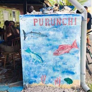 Purunchi vis restaurant Curacao, cakesandpumps.com