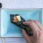 Making super easy Sushi Japanese style