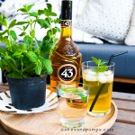 Cocktail friday with licor 43 in an Ibiza reloaded