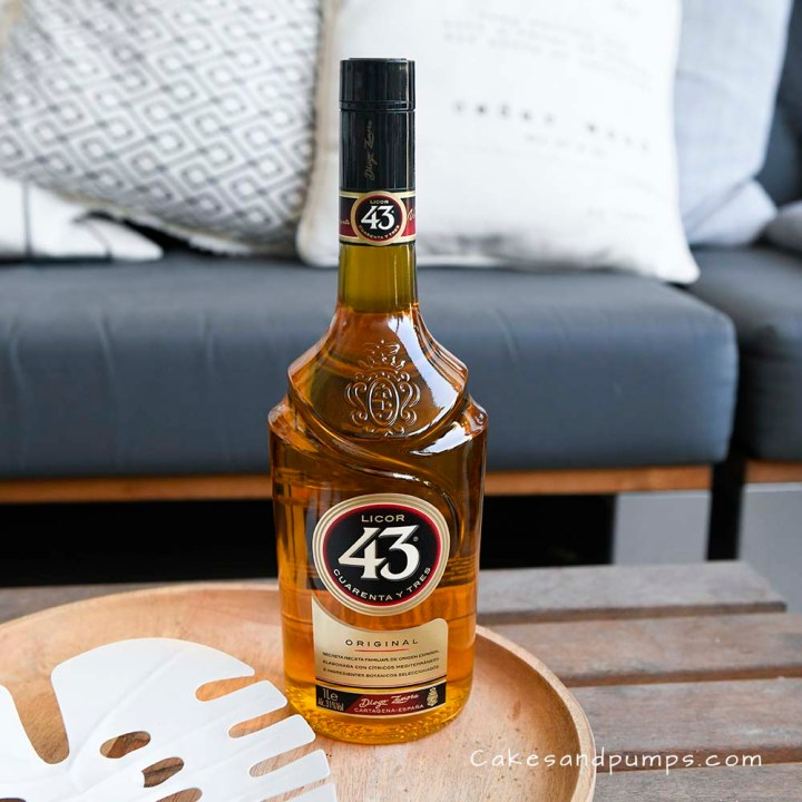 Licor 43 for the Ibiza Reloaded