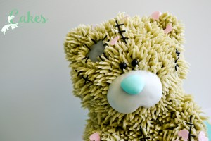 Tatty Teddy Me To You Bear Cake Tutorial