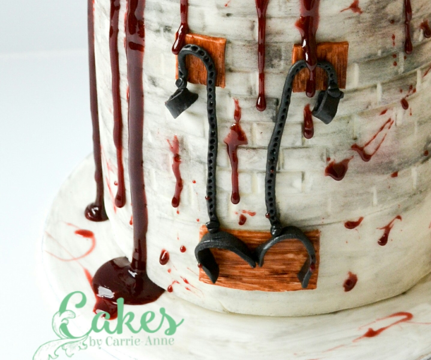 Madame Lalaurie Cake