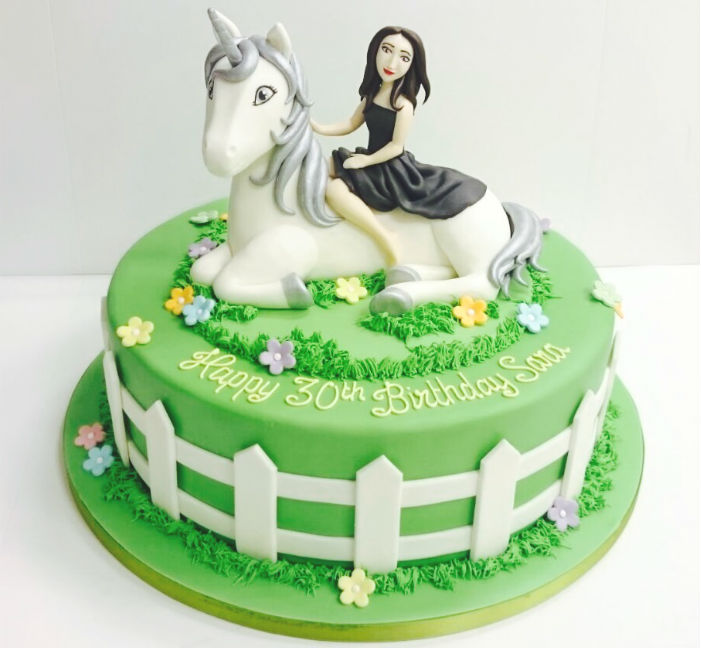 Mummy Are Unicorns Real Cakes By Robin