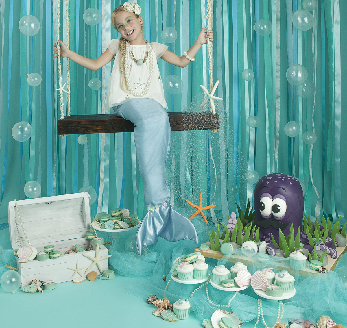 Under The Sea Party Inspiration