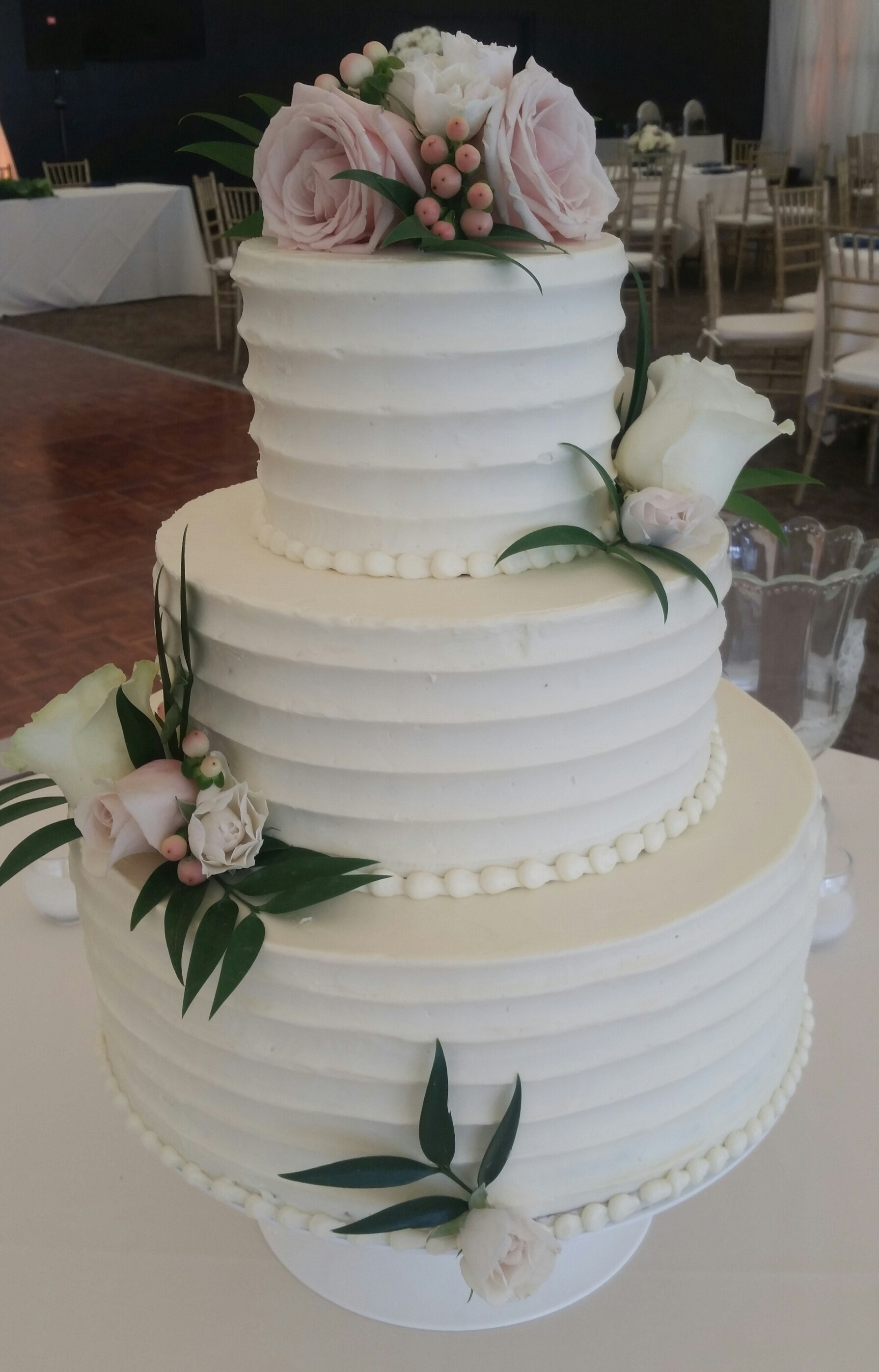 Wedding Cakes Gallery / Pictures- Laurie Clarke Cakes