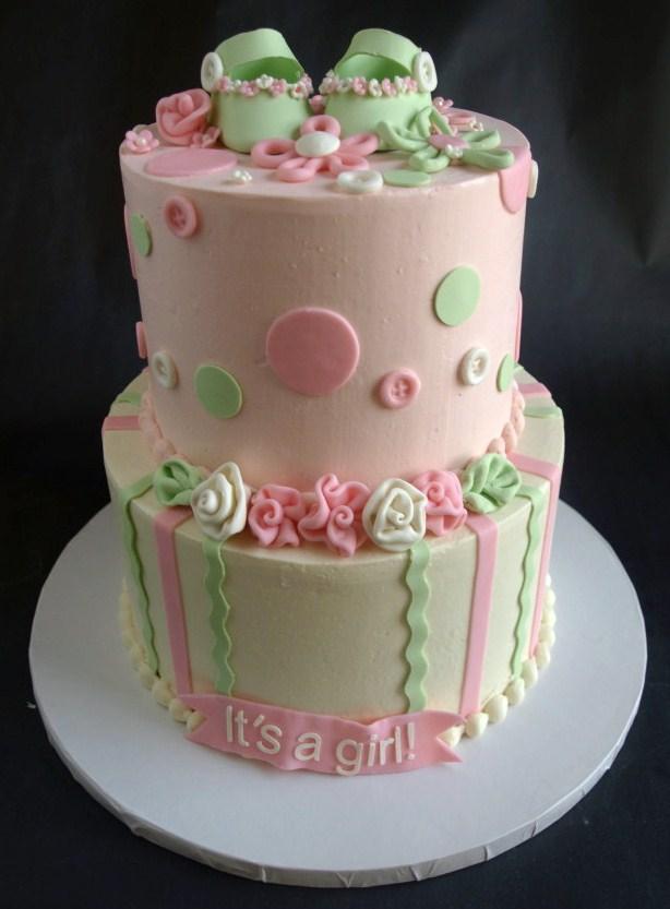 Redneck Baby Shower Cakes