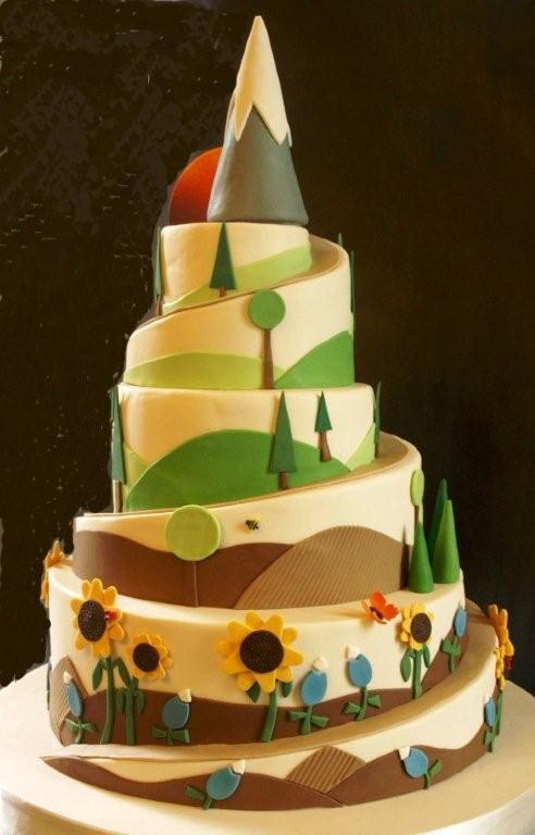Garden Cake Rabbit Peter