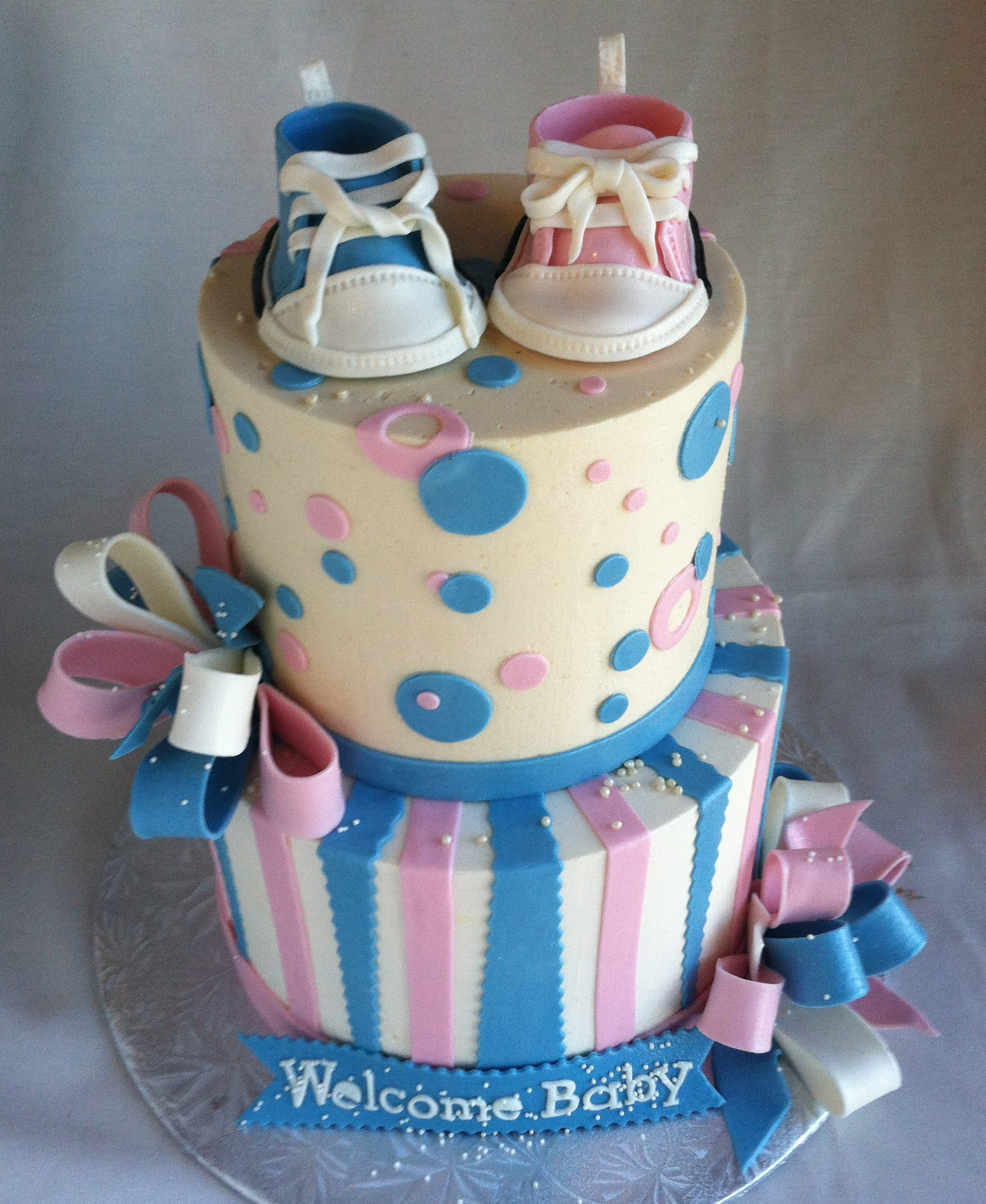 Baby Shower Cakes Laurie Clarke Cakes Portland Oregon