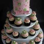 baby shower cupcakes portland or, girl baby shower cake, boy baby shower cupcakes, portland or, wilsonville or