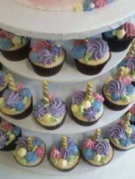 Girl cupcakes