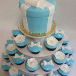 Birthday Cupcakes Fondant, Bridal Shower Cupcakes