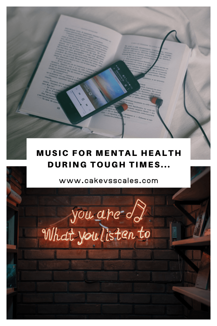 Music for mental health during tough times...