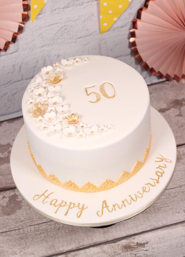 Simple Birthday Cake