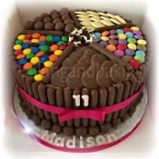 Divine chocolate Cake