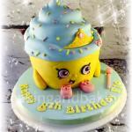 Shopkins Giant Cupcake