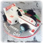 F1 Fathers Day Cake