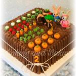 Peter Rabbit Chocolate Cake