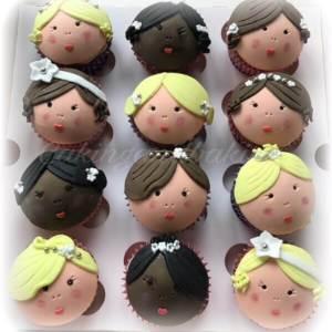 Beautiful Brides Cupcakes