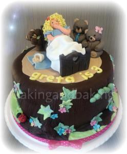 Goldilocks Cake