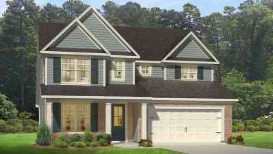 Willow Oak-Elevation D, Calabash Lakes Real Estate and Homes