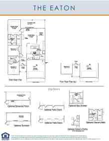 Eaton Floor Plan