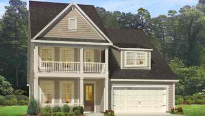 Willow Oak-Elevation C, Calabash Lakes, North Carolina Real Estate