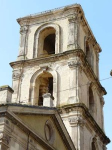 campanile chiesa san michele calabria