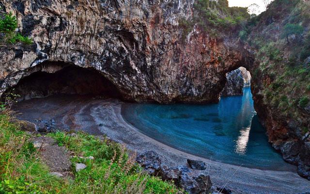grotta del saraceno san nicola arcella