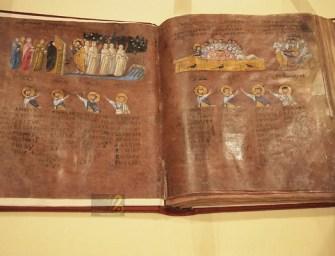 Codex purpureus Rossanensis in Calabria tra i libri più antichi al mondo