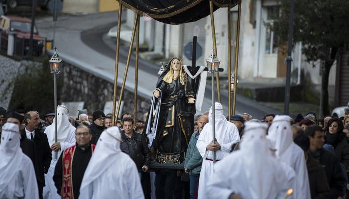 processione addolorata