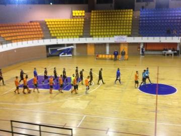 Ingresso in campo GLS Kroton-Lamezia Soccer