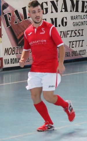 SEMPRE LUI. Gabriele Cremona, capocannoniere del campionato e decisivo anche oggi